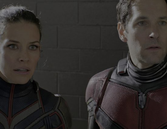 """Ant-Man and The Wasp"" Screen Captures"