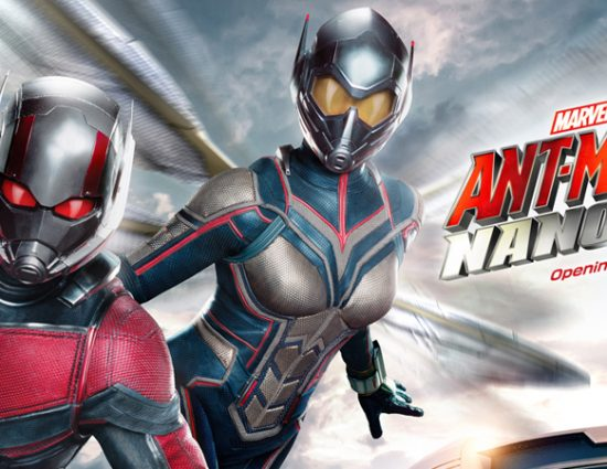 """Ant-Man and The Wasp"" ride gets opening date at Hong Kong Disneyland"