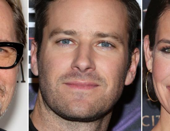"Gary Oldman, Armie Hammer, Evangeline Lilly Team for Opioid Thriller ""Dreamland"""